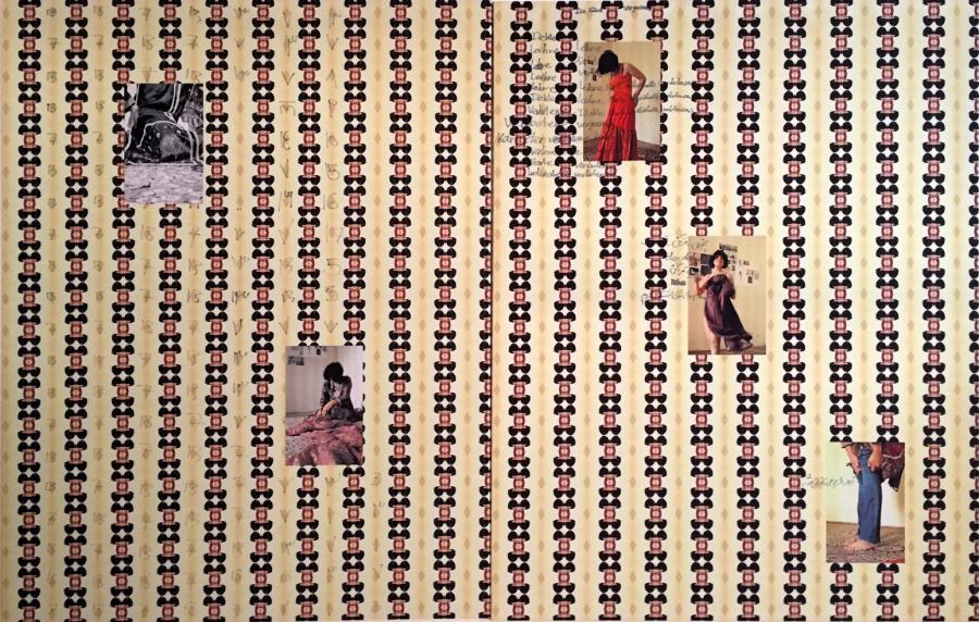 "Mahdieh Bayat, ""Schrille Sirene"", 2006"