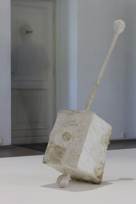FRANZ WEST, Passstuck, 1972-1981, Mixed technique, 120 x 28 x 41 cm, Photographer Arnas Anskaitis