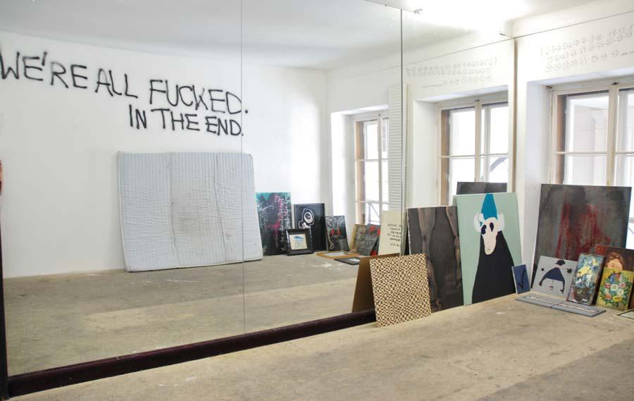 Sophia Süßmilch, Installationsansicht